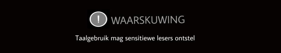 WAARSKUWING